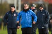 22 January 2018; LIT manager Davy Fiztgerald along with selectors Cyril Farrell, Pat Bennett, and Jimmy Maher during the Electric Ireland HE GAA Fitzgibbon Cup Group C Round 2 match between Limerick Institute of Technology and Dublin City University at Limerick Institute of Technology in Limerick. Photo by Diarmuid Greene/Sportsfile