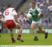 3 August 2003; Martin McGrath, Fermanagh. Bank of Ireland All-Ireland Senior Football Championship Quarter Final, Tyrone v Fermanagh, Croke Park, Dublin. Picture credit; Damien Eagers / SPORTSFILE *EDI*
