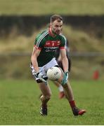 21 January 2018; Jason Gibbons of Mayo during the Connacht FBD League Round 5 match between Sligo and Mayo at James Stephen's Park in Ballina, Co Mayo. Photo by Seb Daly/Sportsfile