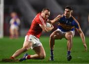 27 January 2018; Brian O'Driscoll of Cork in action against Michael Quinlivan of Tipperary during the Allianz Football League Division 2 Round 1 match between Cork and Tipperary at Páirc Uí Chaoimh in Cork. Photo by Stephen McCarthy/Sportsfile