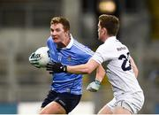 27 January 2018; Ciarán Kilkenny of Dublin in action against Ben McCormack of Kildare during the Allianz Football League Division 1 Round 1 match between Dublin and Kildare at Croke Park in Dublin. Photo by Seb Daly/Sportsfile