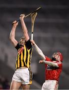 27 January 2018; Liam Blanchfield of Kilkenny in action against Daniel Kearney of Cork during the Allianz Hurling League Division 1A Round 1 match between Cork and Kilkenny at Páirc Uí Chaoimh in Cork. Photo by Stephen McCarthy/Sportsfile