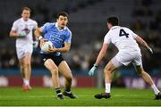 27 January 2018; Kevin McManamon of Dublin in action against Mick O' Grady of Kildare during the Allianz Football League Division 1 Round 1 match between Dublin and Kildare at Croke Park in Dublin. Photo by Piaras Ó Mídheach/Sportsfile