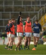 28 January 2018; David Clifford of Kerry prior to the Allianz Football League Division 1 Round 1 match between Kerry and Donegal at Fitzgerald Stadium in Killarney, Co. Kerry. Photo by Diarmuid Greene/Sportsfile