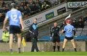 27 January 2018; Dublin manager Pat Gilroy looks on during the Allianz Hurling League Division 1B Round 1 match between Dublin and Offaly at Croke Park in Dublin. Photo by Piaras Ó Mídheach/Sportsfile