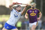 28 January 2018; Jamie Barron of Waterford during the Allianz Hurling League Division 1A Round 1 match between Waterford and Wexford at Walsh Park in Waterford.  Photo by Matt Browne/Sportsfile
