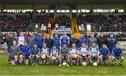28 January 2018; Monaghan team prior to the Allianz Football League Division 1 Round 1 match between Monaghan and Mayo at St Tiernach's Park in Clones, County Monaghan. Photo by Seb Daly/Sportsfile