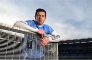 29 January 2018; Sean Cavanagh of Moy ahead of the AIB GAA All-Ireland Intermediate Football Club Championship Final against Michael Glaveys taking place at Croke Park this Saturday 3rd February. For exclusive content and behind the scenes action throughout the AIB GAA & Camogie Club Championships follow AIB GAA on Facebook, Twitter, Instagram and Snapchat. Photo by David Fitzgerald/Sportsfile