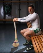 29 January 2018; Anthony Nash of Kanturk ahead of the AIB GAA All-Ireland Intermediate Hurling Club Championship Final against Ballyragget taking place at Croke Park this Sunday 4th February. For exclusive content and behind the scenes action throughout the AIB GAA & Camogie Club Championships follow AIB GAA on Facebook, Twitter, Instagram and Snapchat. Photo by David Fitzgerald/Sportsfile