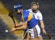 3 February 2018; Jason Forde of Tipperary in action against Barry Coughlan of Waterford during the Allianz Hurling League Division 1A Round 2 match between Tipperary and Waterford at Semple Stadium in Thurles, County Tipperary. Photo by Matt Browne/Sportsfile