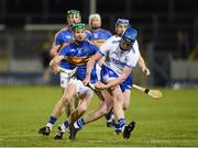 3 February 2018; Austin Gleeson of Waterford in action against Noel McGrath of Tipperary during the Allianz Hurling League Division 1A Round 2 match between Tipperary and Waterford at Semple Stadium in Thurles, County Tipperary. Photo by Matt Browne/Sportsfile