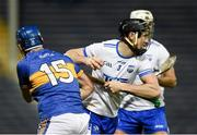 3 February 2018; Barry Coughlan of Waterford in action against John McGrath of Tipperary during the Allianz Hurling League Division 1A Round 2 match between Tipperary and Waterford at Semple Stadium in Thurles, County Tipperary. Photo by Matt Browne/Sportsfile