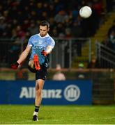 3 February 2018; Dean Rock of Dublin scores a point  during the Allianz Football League Division 1 Round 2 match between Tyrone and Dublin at Healy Park in Omagh, County Tyrone. Photo by Oliver McVeigh/Sportsfile