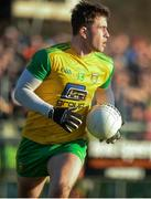 4 February 2018; Patrick McBrearty of Donegal during the Allianz Football League Division 1 Round 2 match between Donegal and Galway at O'Donnell Park, in Letterkenny, Donegal. Photo by Oliver McVeigh/Sportsfile