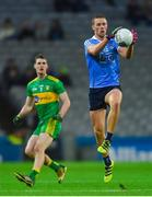 10 February 2018; Paul Mannion of Dublin in action against Caolan Ward of Donegal during the Allianz Football League Division 1 Round 3 match between Dublin and Donegal at Croke Park in Dublin. Photo by Piaras Ó Mídheach/Sportsfile