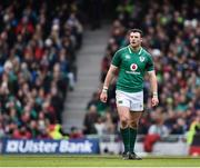 10 February 2018; Robbie Henshaw of Ireland during the Six Nations Rugby Championship match between Ireland and Italy at the Aviva Stadium in Dublin. Photo by Seb Daly/Sportsfile