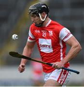 10 February 2018; Marc Schutte of Cuala during the AIB GAA Hurling All-Ireland Senior Club Championship Semi-Final match between Liam Mellows and Cuala at Semple Stadium in Thurles, Tipperary. Photo by Matt Browne/Sportsfile