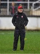 11 February 2018; Tyrone manager Mickey Harte before the Allianz Football League Division 1 Round 3 match between Kildare and Tyrone at St Conleth's Park in Newbridge, Kildare. Photo by Piaras Ó Mídheach/Sportsfile