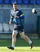 12 February 2018; Luke McGrath during Leinster Rugby squad training at Donnybrook Stadium in Dublin. Photo by Piaras Ó Mídheach/Sportsfile