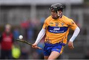 28 January 2018; David Reidy of Clare during the Allianz Hurling League Division 1A Round 1 match between Clare and Tipperary at Cusack Park in Ennis, Co Clare. Photo by Stephen McCarthy/Sportsfile