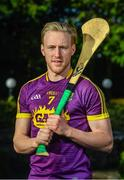 13 February 2018; Diarmuid O'Keeffe of Wexford during a Tipperary v Wexford Allianz Hurling League Division 1A Round 3 media event at the Annar Hotel in Thurles, Co Tipperary. Photo by Eóin Noonan/Sportsfile