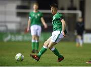 13 February 2018; Jason Knight of Republic of Ireland during the Under 17 International Friendly match between the Republic of Ireland and Turkey at Eamonn Deacy Park in Galway. Photo by Diarmuid Greene/Sportsfile