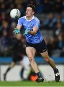 10 February 2018; Brian Howard of Dublin during the Allianz Football League Division 1 Round 3 match between Dublin and Donegal at Croke Park in Dublin. Photo by Piaras Ó Mídheach/Sportsfile