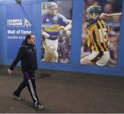 17 February 2018; Wexford manager Davy Fitzgerald arrives prior to the Allianz Hurling League Division 1A Round 3 match between Tipperary and Wexford at Semple Stadium in Thurles, Tipperary. Photo by Stephen McCarthy/Sportsfile
