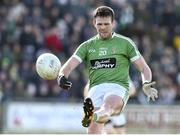 17 February 2018; Cian O'Connor of Moorefield during the AIB GAA Football All-Ireland Senior Club Championship Semi-Final match between Corofin and Moorefield at O'Connor Park in Tullamore, Offaly. Photo by Matt Browne/Sportsfile