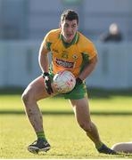17 February 2018; Daithi Burke of Corofin during the AIB GAA Football All-Ireland Senior Club Championship Semi-Final match between Corofin and Moorefield at O'Connor Park in Tullamore, Offaly. Photo by Matt Browne/Sportsfile
