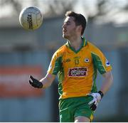17 February 2018; Ian Burke of Corofin during the AIB GAA Football All-Ireland Senior Club Championship Semi-Final match between Corofin and Moorefield at O'Connor Park in Tullamore, Offaly. Photo by Matt Browne/Sportsfile
