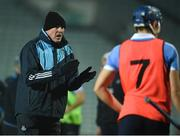17 February 2018; Dublin manager Pat Gilroy prior to the Allianz Hurling League Division 1B Round 3 match between Limerick and Dublin at the Gaelic Grounds in Limerick. Photo by Diarmuid Greene/Sportsfile