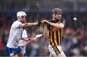 18 February 2018; Walter Walsh of Kilkenny in action against Shane Fives of Waterford during the Allianz Hurling League Division 1A Round 3 match between Waterford and Kilkenny at Walsh Park in Waterford. Photo by Stephen McCarthy/Sportsfile