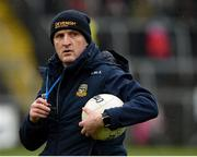 18 February 2018; Meath manager Andy McEntee during the Allianz Football League Division 2 Round 3 Refixture match between Cavan and Meath at Kingspan Breffni in Cavan.  Photo by Philip Fitzpatrick/Sportsfile