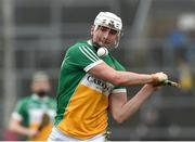 18 February 2018; Oisin Kelly of Offaly during the Allianz Hurling League Division 1B Round 3 match between Galway and Offaly at Pearse Stadium in Galway. Photo by Matt Browne/Sportsfile
