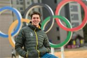 19 February 2018; Seamus O'Connor of Ireland photographed in the Athletes Village at the Winter Olympics in Pyeongchang-gun, South Korea. Photo by Ramsey Cardy/Sportsfile