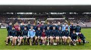 18 February 2018; The Galway squad before the Allianz Hurling League Division 1B Round 3 match between Galway and Offaly at Pearse Stadium in Galway. Photo by Matt Browne/Sportsfile