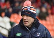 11 February 2018; Armagh manager Kieran McGeeney during the Allianz Football League Division 3 Round 3 match between Armagh and Longford at the Athletic Grounds in Armagh. Photo by Oliver McVeigh/Sportsfile