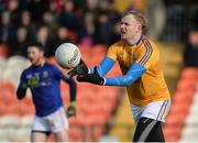 11 February 2018; Paddy Collum of Longford during the Allianz Football League Division 3 Round 3 match between Armagh and Longford at the Athletic Grounds in Armagh. Photo by Oliver McVeigh/Sportsfile
