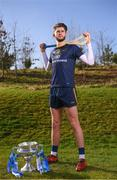 21 February 2018; Electric Ireland Fitzgibbon Cup finalist, Paudie Foley of Dublin City University, pictured, will take on Conor Cleary of University of Limerick on Saturday, 24th February in Mallow.  The unique quality of the Electric Ireland Higher Education Championships will see players putting their intercounty and club rivalries aside to strive to achieve Electric Ireland Fitzgibbon Cup glory. Electric Ireland has been shining a light on these First Class Rivals as proud sponsor of the college level competitions for the next four years. GAA National Games Development Centre, National Sports Campus, in Abbotstown, Dublin. Photo by Sam Barnes/Sportsfile