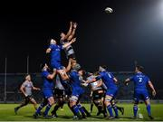 23 February 2018; Bobby De Wee of Southern Kings contests a line-out against Josh Murphy of Leinster during the Guinness PRO14 Round 16 match between Leinster and Southern Kings at the RDS Arena in Dublin. Photo by Daire Brennan/Sportsfile