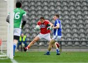 25 February 2018; Mark Collins of Cork in action against Oisin Kiernan of Cavan during the Allianz Football League Division 2 Round 4 match between Cork and Cavan at Páirc Uí Chaoimh in Cork. Photo by Eóin Noonan/Sportsfile