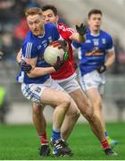 25 February 2018; Adrian Cole of Cavan in action against Michael McSweeney of Cork during the Allianz Football League Division 2 Round 4 match between Cork and Cavan at Páirc Uí Chaoimh in Cork. Photo by Eóin Noonan/Sportsfile