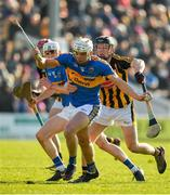 25 February 2018; Ronan Maher of Tipperary in action against Enda Morrissey of Kilkenny during the Allianz Hurling League Division 1A Round 4 match between Kilkenny and Tipperary at Nowlan Park in Kilkenny. Photo by Brendan Moran/Sportsfile