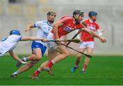 25 February 2018; Eoin Cadogan of Cork in action against Colin Dunford of Waterford during the Allianz Hurling League Division 1A Round 4 match between Cork and Waterford at Páirc Uí Chaoimh in Cork. Photo by Eóin Noonan/Sportsfile