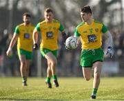 25 February 2018; Ryan McHugh of Donegal during the Allianz Football League Division 1 Round 4 match between Donegal and Kildare at Fr Tierney Park in Ballyshannon, Co Donegal. Photo by Stephen McCarthy/Sportsfile