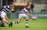 26 February 2018; Oisin Devitt of Clongowes Wood College during the Bank of Ireland Leinster Schools Junior Cup Round 2 match between Belvedere College and Clongowes Wood College at Donnybrook Stadium in Dublin. Photo by Piaras Ó Mídheach/Sportsfile