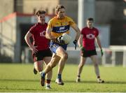 25 February 2018; Gary Brennan of Clare during the Allianz Football League Division 2 Round 4 match between Down and Clare at Páirc Esler, Newry, in Down. Photo by Oliver McVeigh/Sportsfile