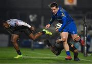 23 February 2018; James Lowe of Leinster is tackled by Berton Klaasen of Southern Kings during the Guinness PRO14 Round 16 match between Leinster and Southern Kings at the RDS Arena in Dublin. Photo by Brendan Moran/Sportsfile