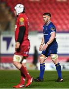 9 March 2018; Seán O'Brien of Leinster during the Guinness PRO14 Round 17 match between Scarlets and Leinster at Parc Y Scarlets in Llanelli, Wales. Photo by Ramsey Cardy/Sportsfile